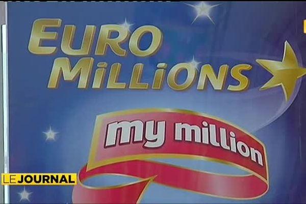 Loterie : Un ticket à 100 millions CP