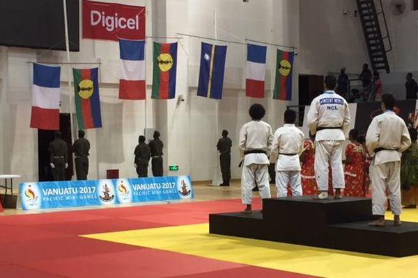 Mini Jeux judo
