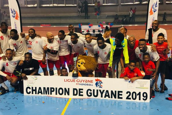 Handball : 14eme titre de champion pour l'Ajse