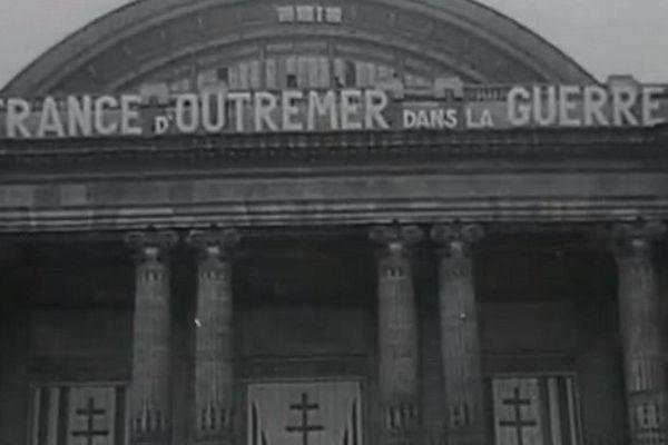 La France d'Outre-Mer dans la guerre