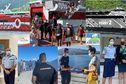 Liaisons Tahiti-Moorea : des gendarmes assurent la sécurité à bord des navettes