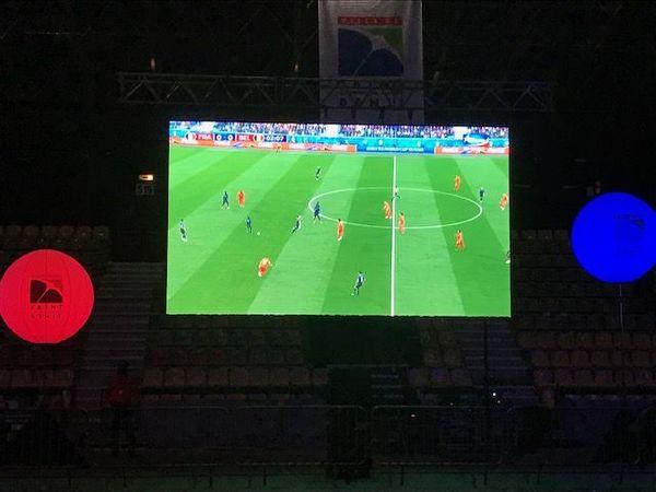 Fan Zone Petit Stade de l'Est