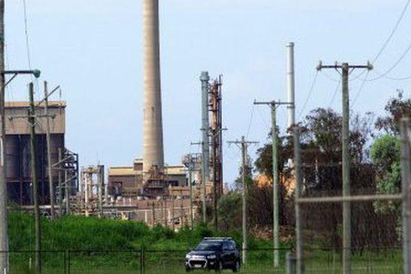 raffinerie Yabulu QNI