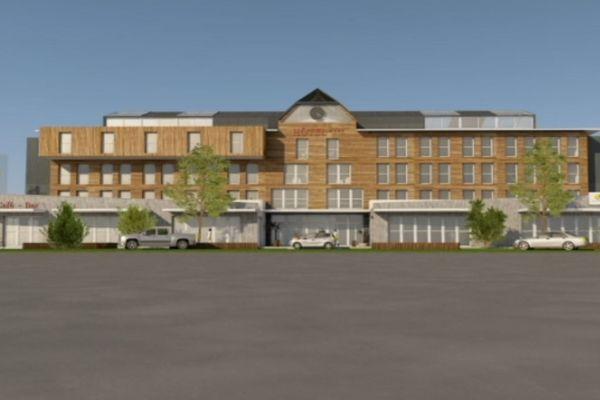 Projet de complexe hôtelier à Saint-Pierre