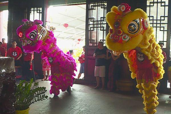 Nouvel an chinois : le programme