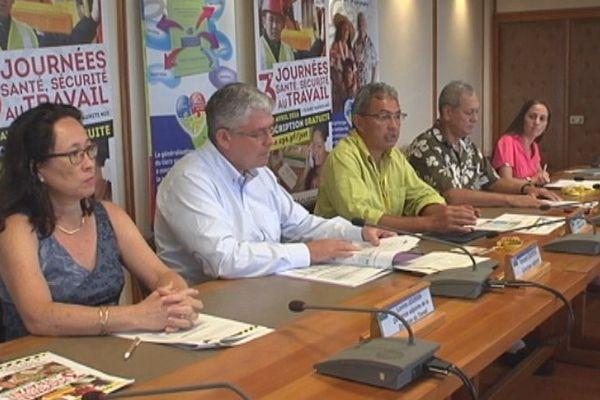 accidents du travail en baisse en Polynésie