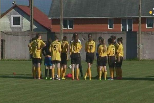 A Saint-Pierre, le football féminin relancé avec la Coupe du Monde