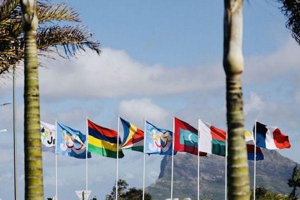 drapeaux jeux des iles