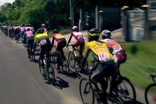 La deuxième étape du Grand Prix cycliste du Conseil Départemental 2021 s'était jouée à Moule (26/29/2021)