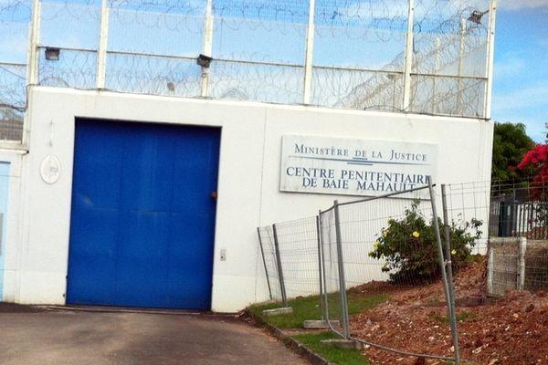 centre pénitentiaire de baie-mahault