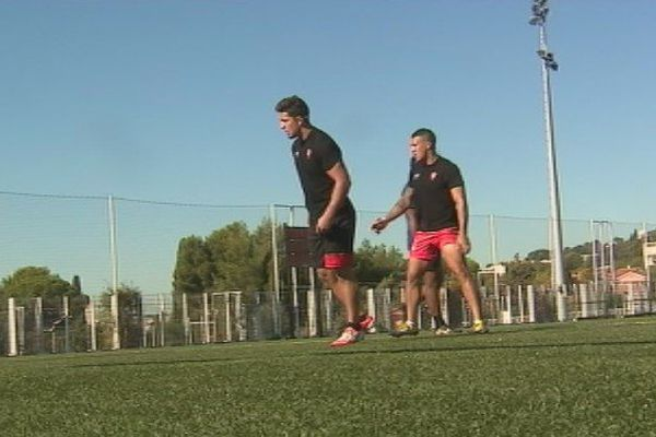 Rugby Top 14 : 2 polynésiens à Toulon