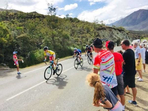 Tour cycliste 2019 : dernière étape, col de Plum
