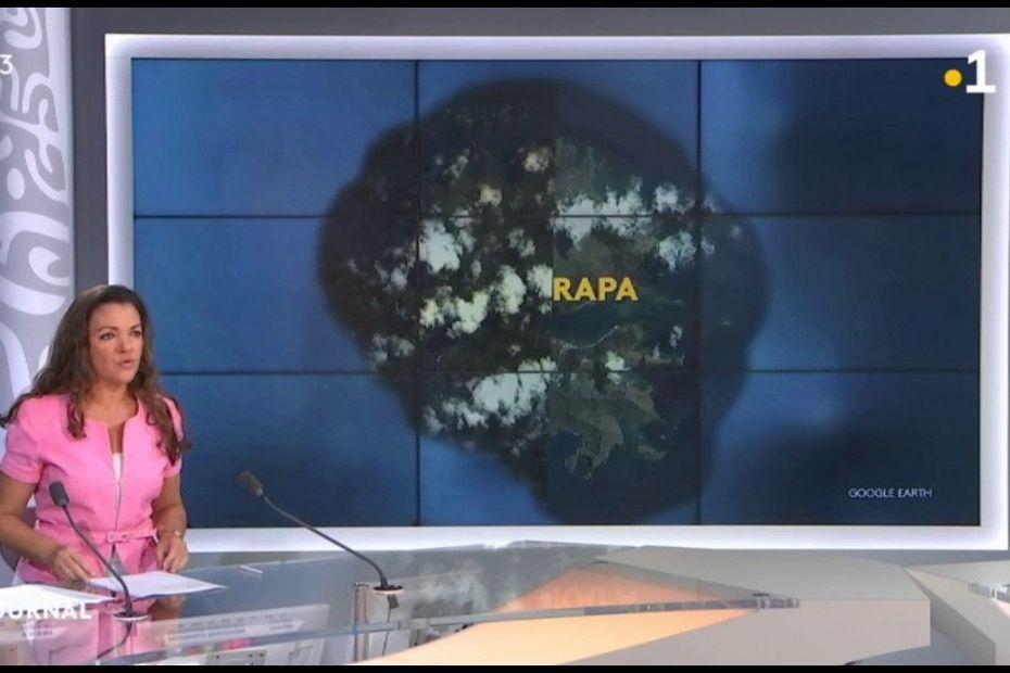 Période de confinement prolongée pour les scolaires de Rapa - Polynésie la 1ère