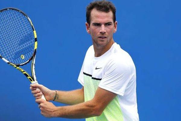 Adrian Mannarinno, favori du 14è Challenger de Nouvelle-Calédonie