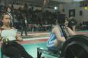 Vaihere Doudoute aux championnats de France de Rowing