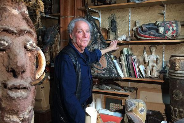 Jean-Louis Roiseux, Etnographe et Sculpteur, Collecteur d'Art Kanak.