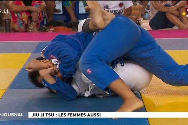 """Succès pour la rencontre """"Tahiti Brazilian Jiu Jitsu"""""""