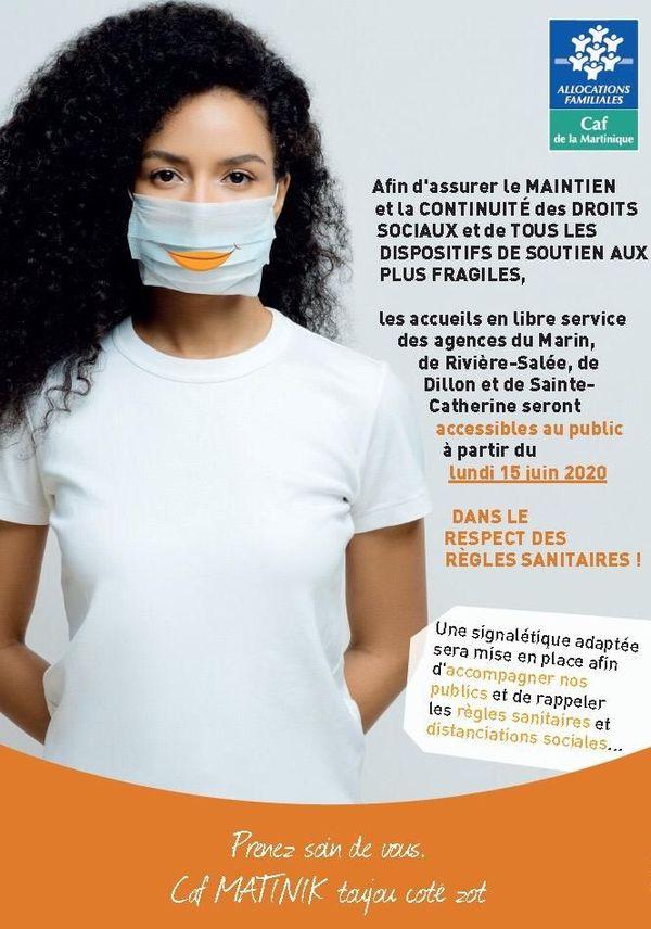 CAF Martinique