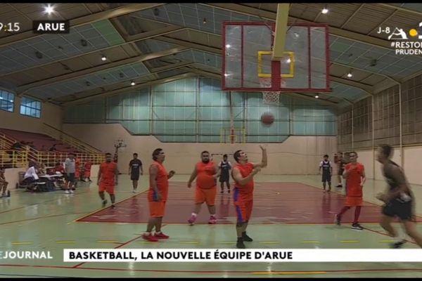 Basket : l'AS Arue renaît de ses cendres