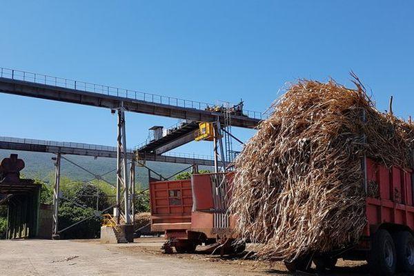 Balance remorque canne à sucre (Vincendo St-Joseph)