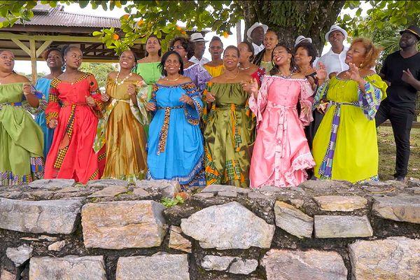 Choeur en fête - Guyane