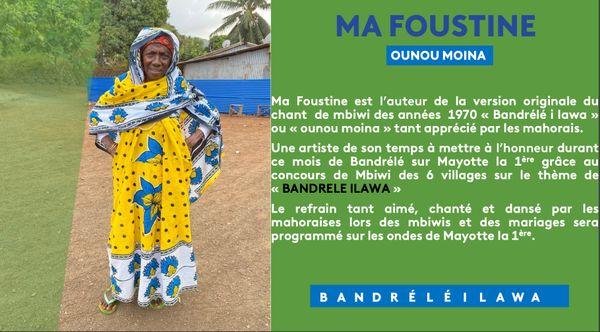 Ma Foustine - Bandrélé Ilawa