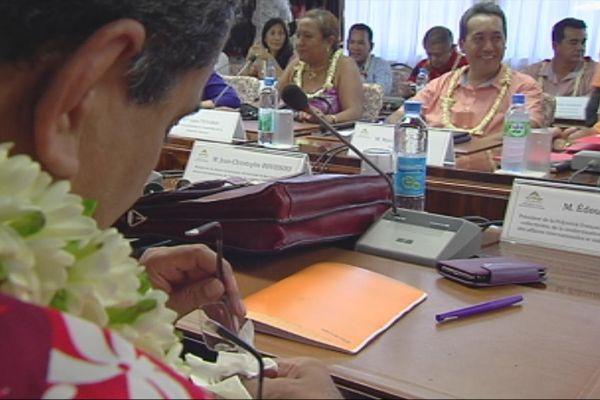 Lana Tetuanui surprise par sa candidature aux sénatoriales