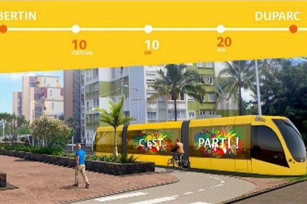 Projet Run Rail : liaison Saint-Denis - Sainte-Marie 110319