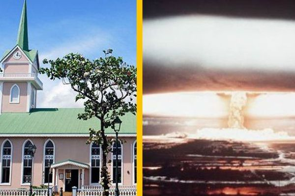 Eglise protestante/nucléaire