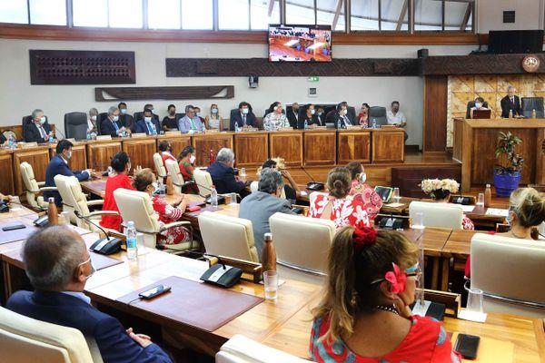 assemblée de Polynésie