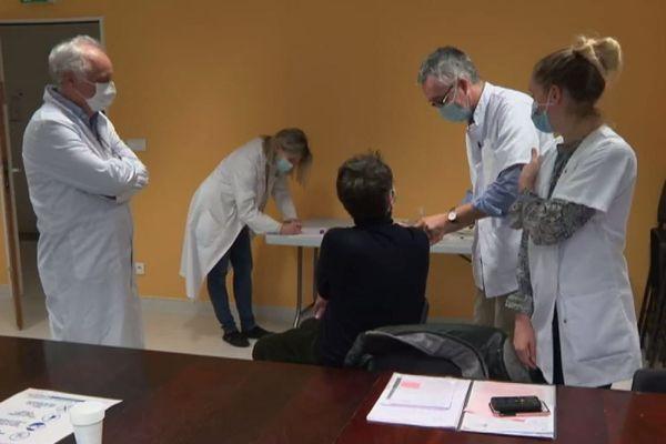 vaccin grippe soignants