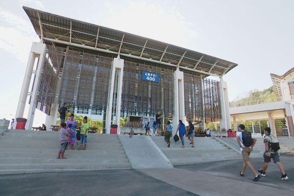 Université de la Nouvelle-Calédonie Nouville UNC