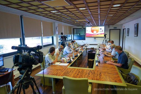 Comité scientifique territorial