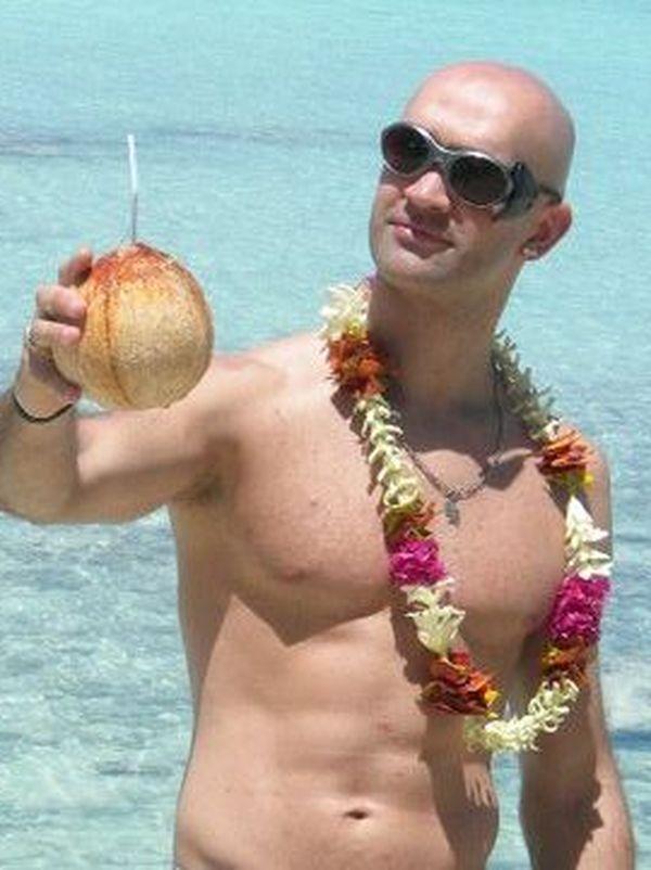 Sébastien Joachim à Tahiti