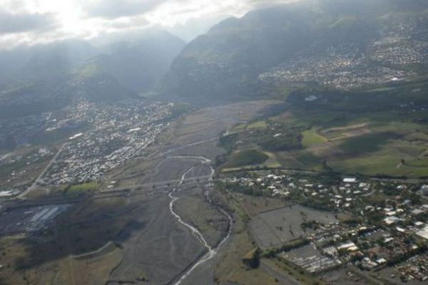 La rivière des Galets.