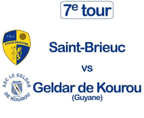 Saint-Brieuc Geldar de kourou