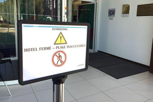 Hôtel réquisitionné, coronavirus, Méridien, 20 juillet 2020