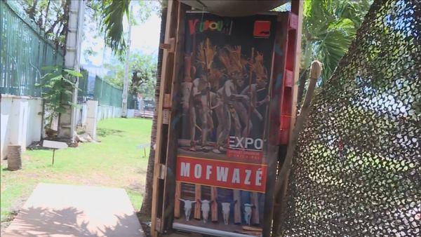 """Expo. """"Mofwazé"""" de Voukoum"""