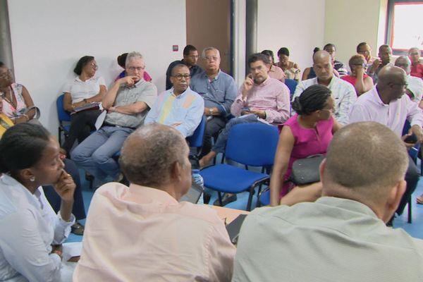 réunion des maires