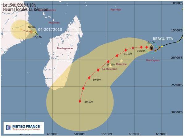 Météo France Réunion