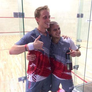 Samoa 2019, victoire en double messieurs de Gaël Gosse et Enzo Corigliano
