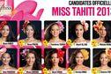 Les vidéos portraits des candidates à Miss Tahiti 2013