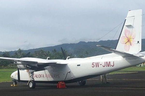 avion Talofa airways