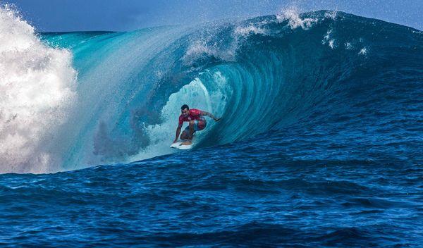 Joël Parkinson Billabong Pro Tahiti