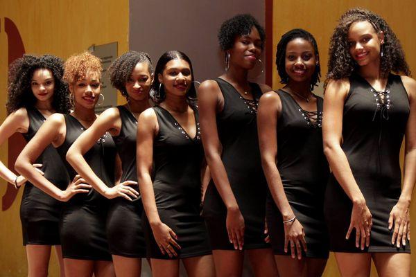 Les 7 candidates de Miss Guyane 2016