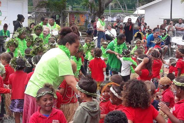 Echange écoles Saint Louis et les Dauphins