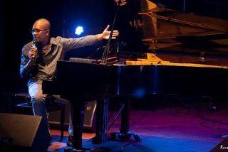 Denis Lapassion au Kayenn Jazz Festival 2013