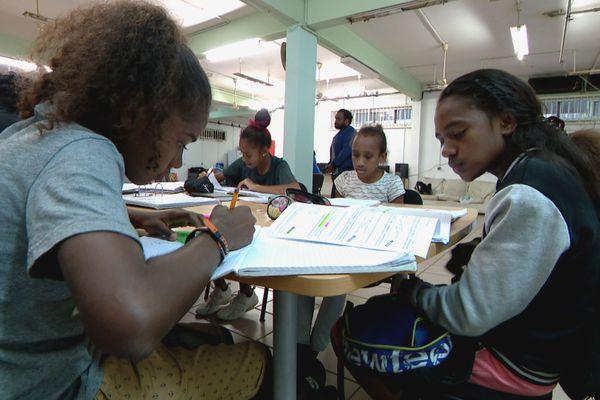 ASAF : soutien scolaire