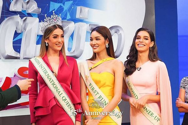 Miss International Queen 2020 et ses dauphines