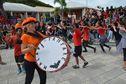 La fanfare Malawi en tournée sur la Grande terre